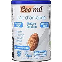 EcoMil Nature, Bebida de almendra Sin Azúcares Añadidos