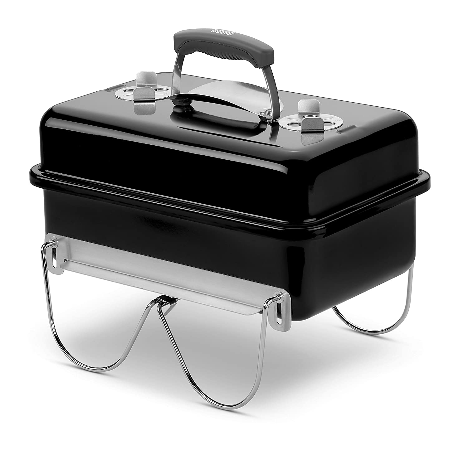 Weber BBQ –&nbsp Go-Anywhere Black. Black Weber Spain 1131004