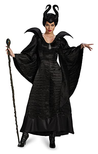Disguise Women S Disney Maleficent Black Christening Gown Costume