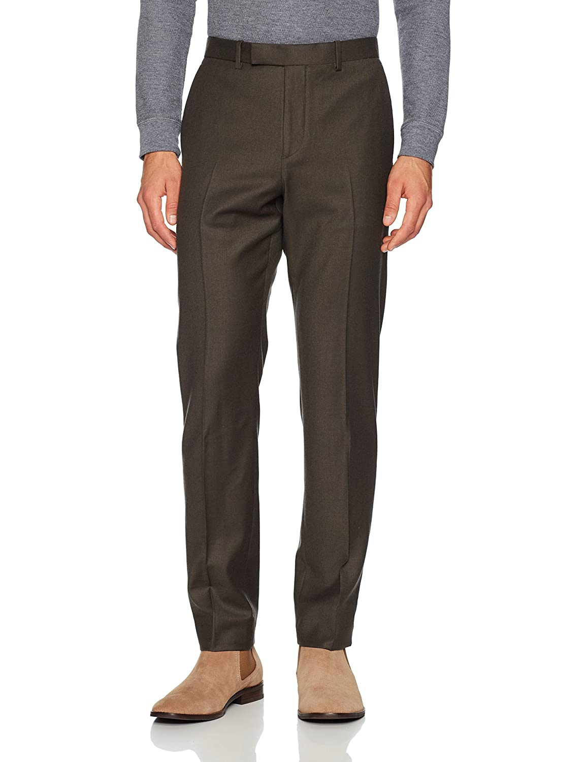 Theory Mens Flannel Suit Trouser H0971214