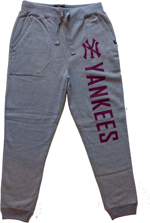 47 Brand East Side Pants New York Yankees Pantalones De Hombre Heather Grey Talla M Amazon Es Ropa Y Accesorios