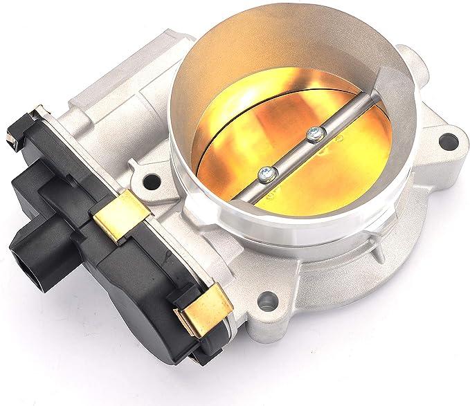 LSAILON 12580760 NEW Original Equipment Controlling Fuel Injection Throttle Body replacement for Buick Rainier 2006-2007 //Cadillac Escalade 2007-2008 //Chevrolet Silverado 3500 2008