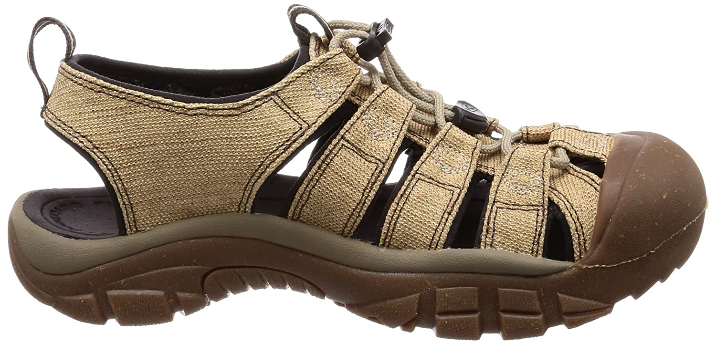 Keen Men's Newport Retro-M M Sandal 7.5 M Retro-M US|Hemp/Dark Earth B06ZYRXSL6 6b5c7c