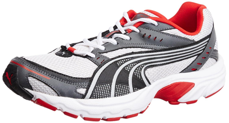 Puma Men's Storm Ind. Tormenta Puma Hombres Ind. White Running Shoes Zapatillas De Deporte Blancas kmofb6FkW1