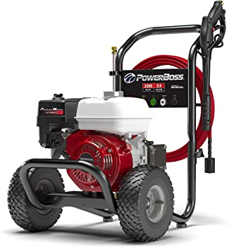 PowerBoss 2800 PSI Cold Water Pressure Washer