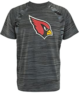Zubaz NFL Men/'s Arizona Cardinals Camo Solid T-Shirt