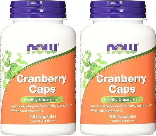 Cranberry Caps Cranberry Supplement