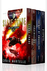 Judge, Jury, & Executioner Boxed Set (Books 5-8): Slave Trade, Fratricide, The Art of Smuggling, Dispute (Judge, Jury, Executioner Boxed Set Book 2) Kindle Edition