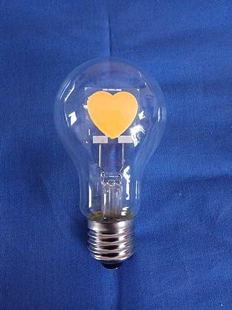 Bombilla LED de alta potencia Lámpara de ahorro de energía de vidrio Fuente de luz impermeable