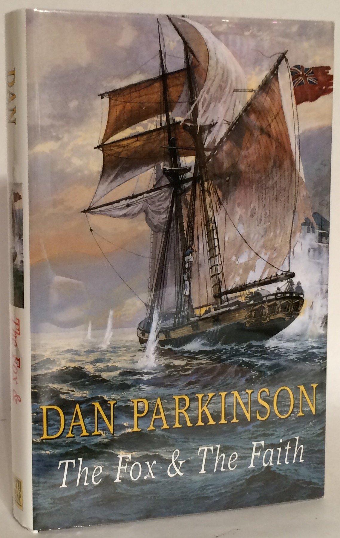 The Fox and the Faith (Fox series): Amazon.co.uk: Dan Parkinson:  9780727822840: Books