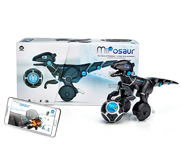 this little dinosaur features artificial intelligence that responds to the user either via the trackball controller app or with hand gestures - Best Christmas Gifts For Tweens