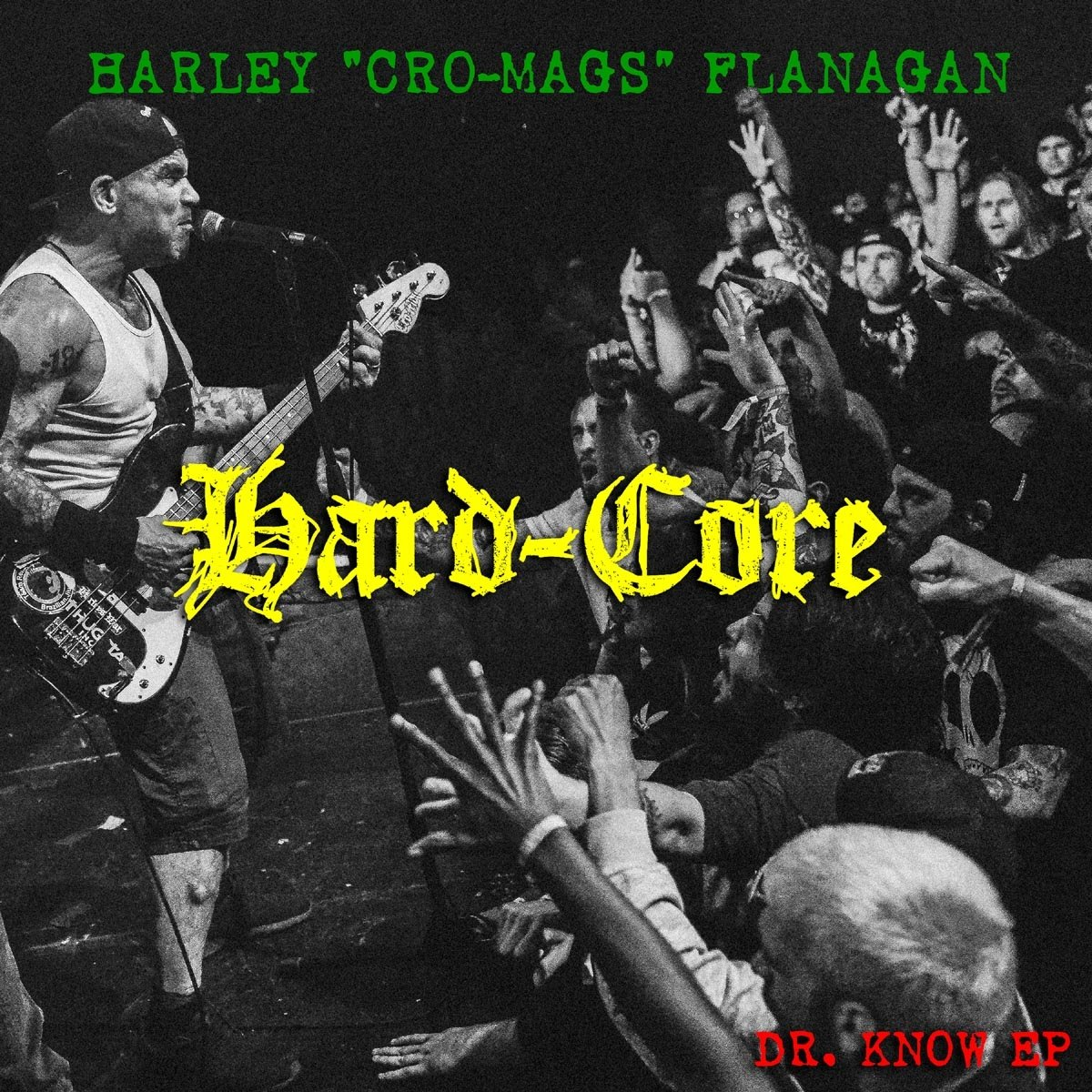 Vinilo : Harley Flanagan - Hard Core (LP Vinyl)