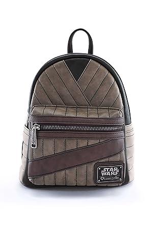 LOUNGEFLY - Mini mochila Star Wars diseño REY: Amazon.es: Ropa y accesorios