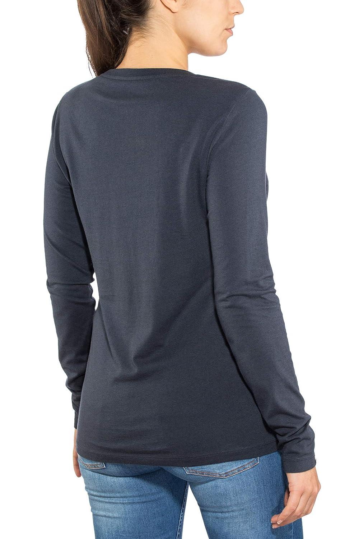 T-Shirt Manches Longues Femme Bleu 2018 t Shirt Manches Longues Maloja SpelmaM