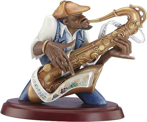 Lenox Frank Morrison s Ebony Visions Soul Train Limited Edition Figurine
