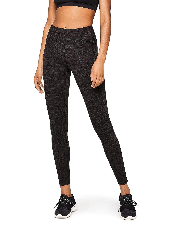 AURIQUE Leggings Sportivi per Yoga Donna AMZQ118_F12