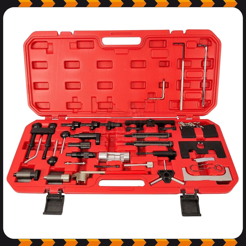 Coffret d'outils pour remplacement courroie de distribution Auto Haskyy Werkzeuge