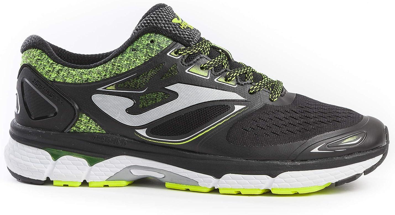 JOMA HISPALIS - 901 Black: Amazon.es: Zapatos y complementos