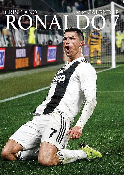 Ronaldo Player 2021 Calendario A3