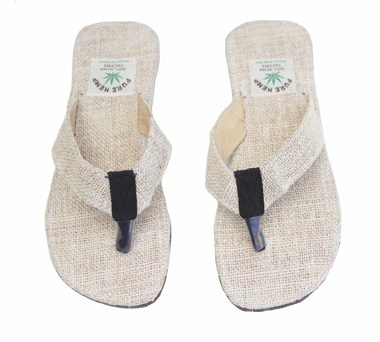 1001db117422b Hemp Hemisphere Flip Flops Summer Hemp Eco Flip Flops Slippers Sandals  Unisex Mens Women Beach  Amazon.co.uk  Shoes   Bags