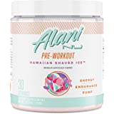 Alani Nu Pre-Workout Supplement Powder for Energy, Endurance, and Pump, Hawaiian Shaved Ice, 30 Servings (Packaging May Vary)