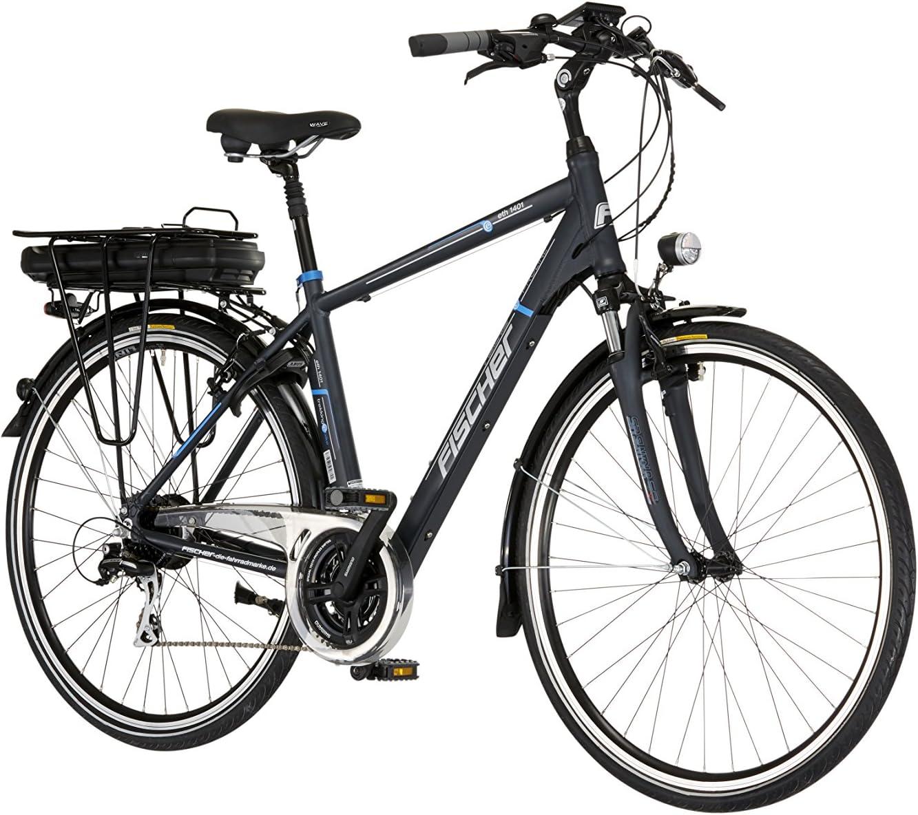 Fischer Proline ETH 1401 19143 - Bicicleta eléctrica para hombre ...