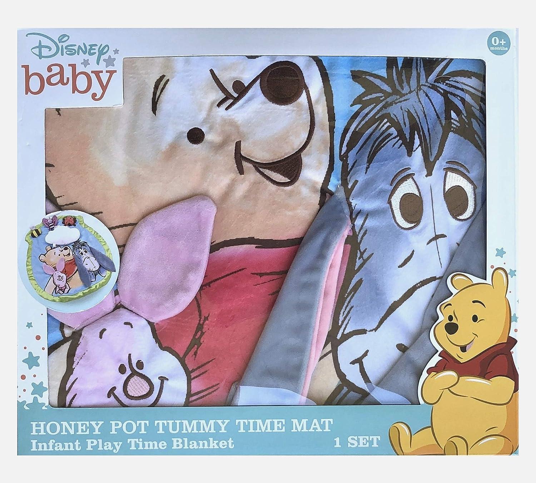 Disney Baby Honey Pot Tummy Time Play Mat