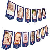 Puppy Party Banner Baseball Month Photo Banner