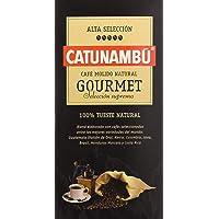 Catunambú - Café Molido Natural Gourmet, Original, 250 Gramos