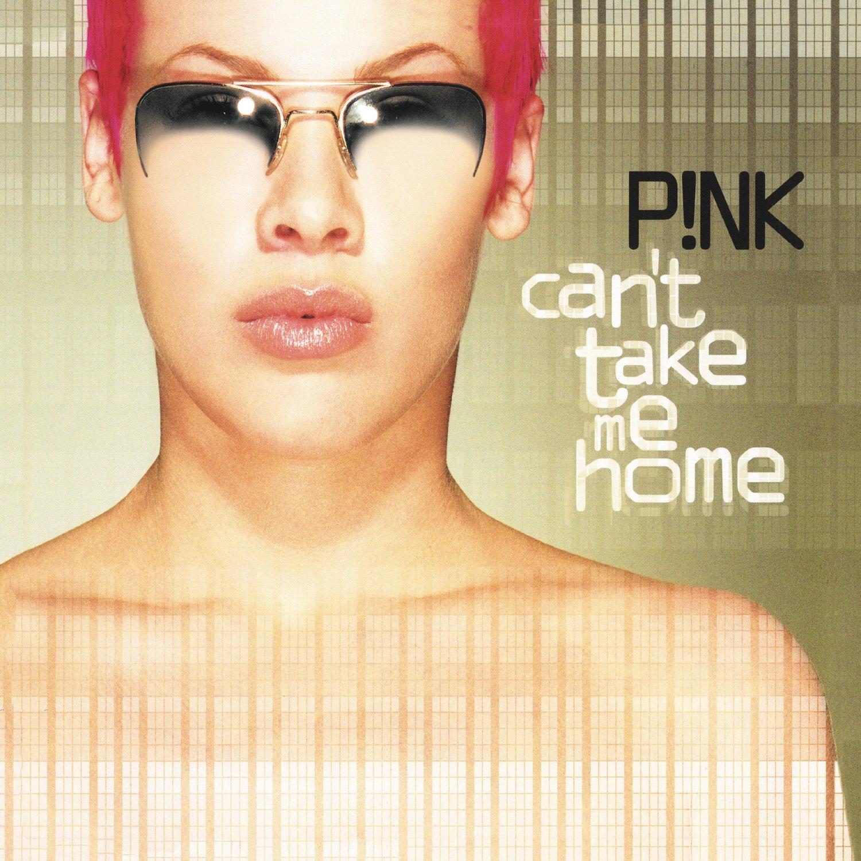 Vinilo : Pink - Can\'t Take Me Home (150 Gram Vinyl, Colored Vinyl, Gold Disc, Download Insert, 2 Disc)