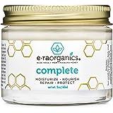 Era Organics Face Moisturizer Cream - Advanced 12-In-1 Rejuvenating Facial Cream With Superfood Complex Manuka Honey, Hyaluro