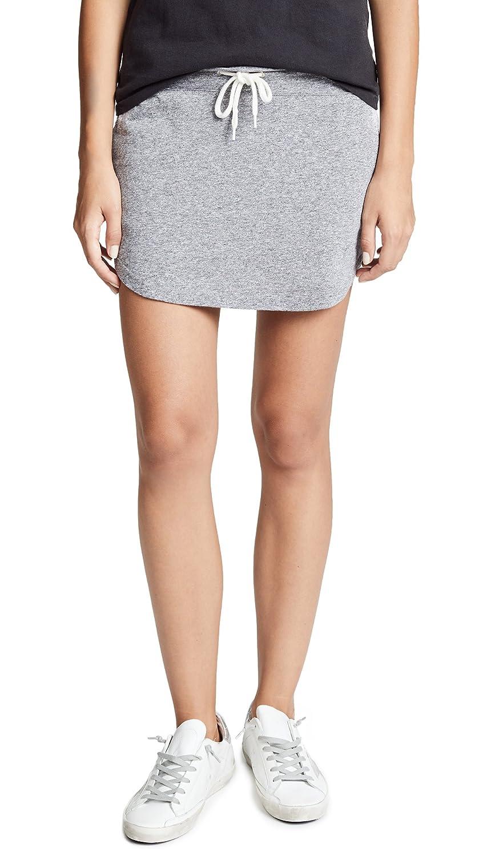 Monrow Women's Granite Slub Baseball Skirt