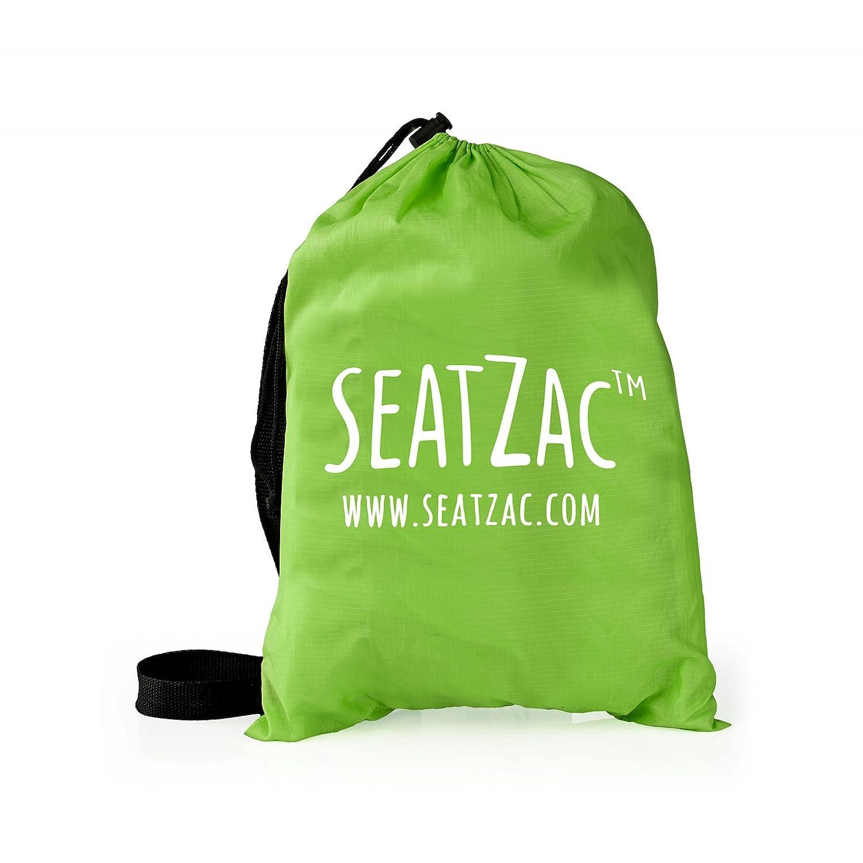 SeatZac chillbag poli/éster Incluye Bolsa Verde Saco de Asiento Saco de Aire Aire sof/á