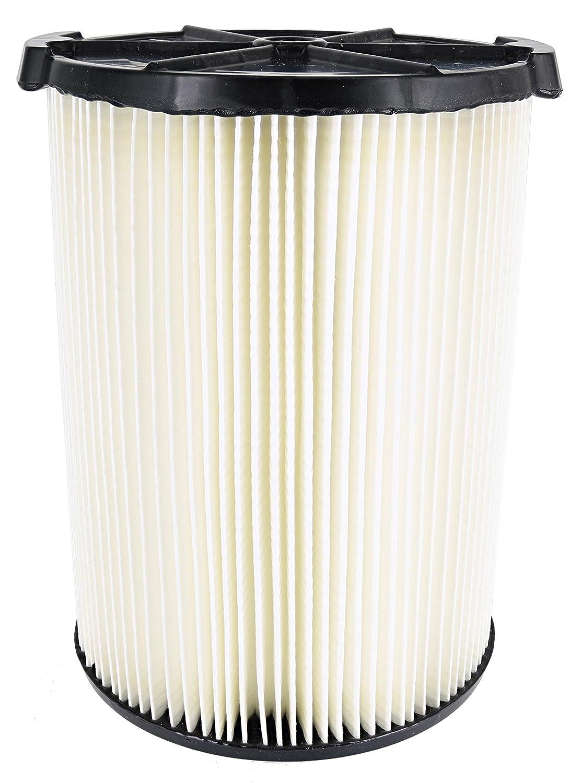 RIDGID VF4000 Filter 1 Layer Wet Dry 5-20 Gal & 6-9 Gal Husky Vacuum