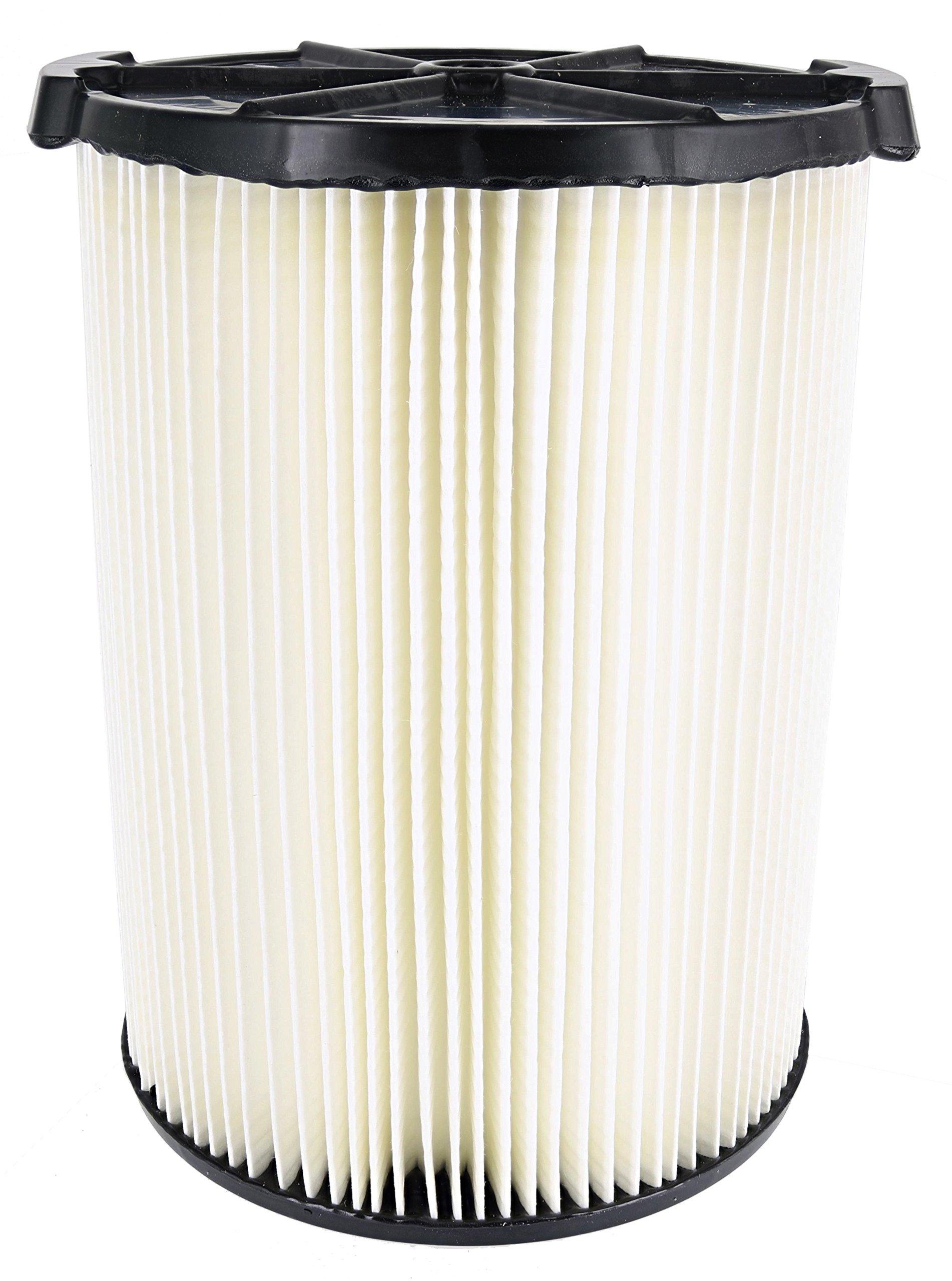 Ridgid Standard Wet/dry Vac Filter Vf4000 (White, 1)