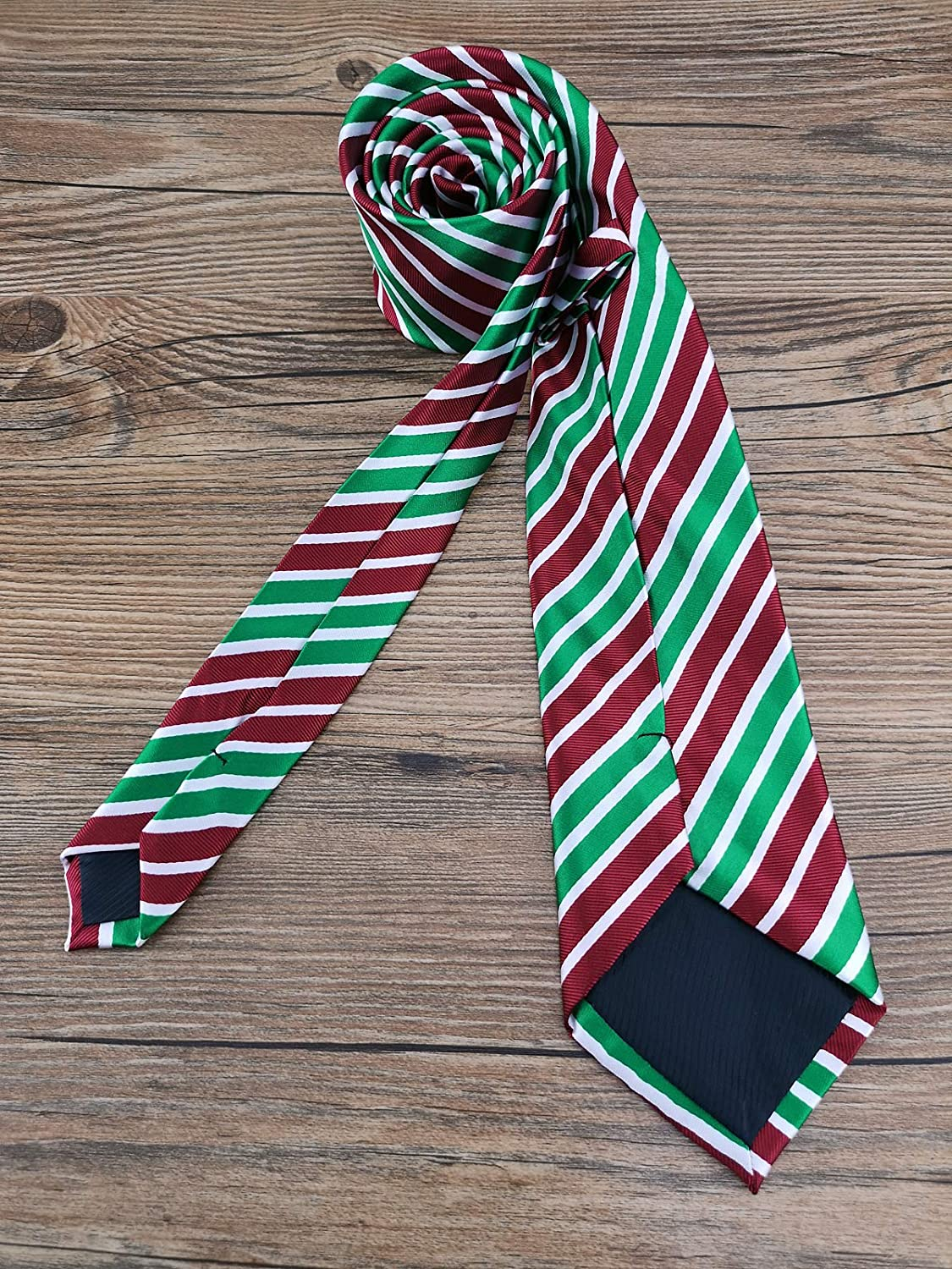 PenSee Christmas Ties Novelty Patteren Jacquard Ties for Holiday Gift Various Style