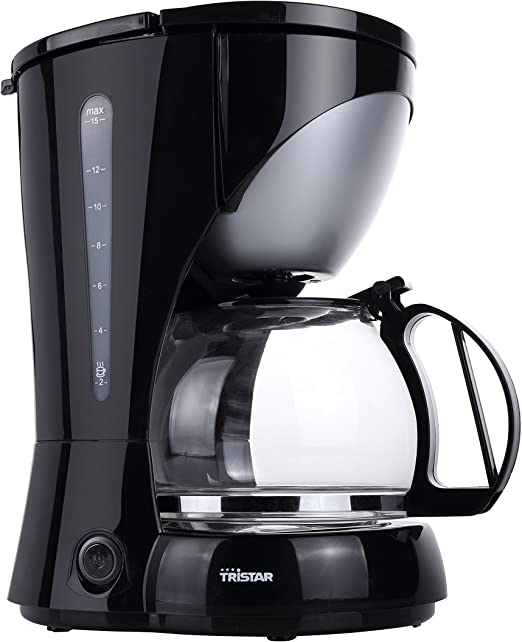Tristar - Cafetera (Independiente, Cafetera de filtro, 1,5 L, De ...