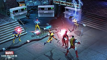 Amazon com: Marvel Heroes 2015 - Avengers: Age of Ultron