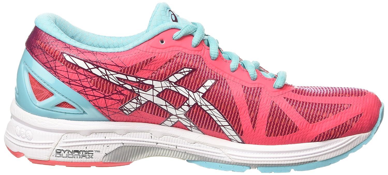 Gel-DS Trainer 21, Zapatillas de Running Mujer, Rosa (Diva Pink/White/Turquoise 2001), 37.5 EU Asics