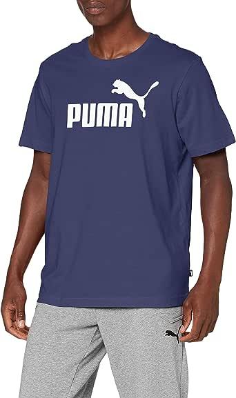PUMA Men's ESS Logo TEE