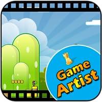 Game Artist Super Mario Bros 2