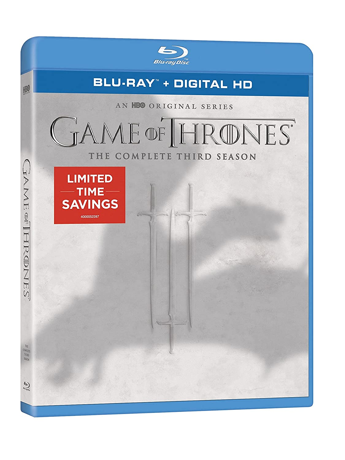 Amazon.com: Game of Thrones: The Complete Third Season (BD ...