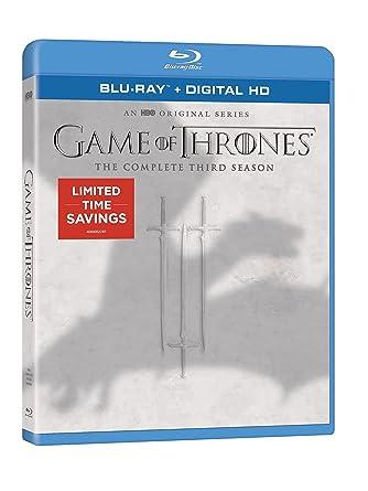 Amazon.com: Game of Thrones: The Complete Third Season (BD ...