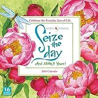 Seize the Day 2016 Wall (Calendar)