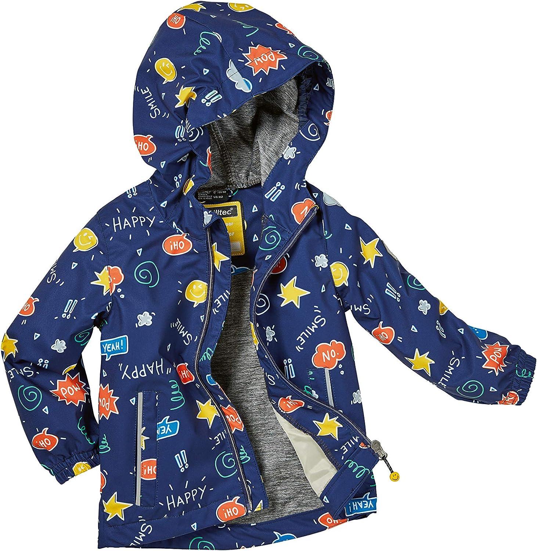 killtec Boys Gwyn Mini Softshell jacket with hood