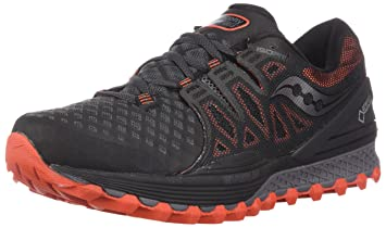 55650da13892 Saucony Xodus ISO 2 GTX Grey Black Blue  Amazon.co.uk  Sports   Outdoors