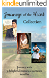 Journeys of the Heart: inspirational historical romance