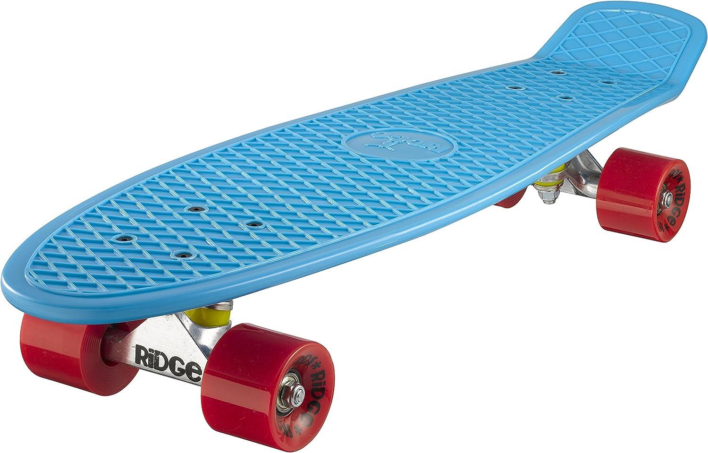 "Organics Nickel Skate Deck 69cm Großes Mini Cruiser Board Skateboard Ridge 27/"""