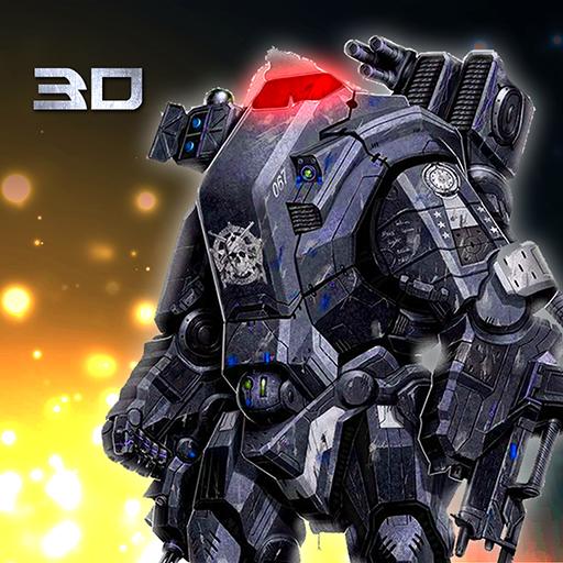 future crime robot fight 3d machine avenger amazonca
