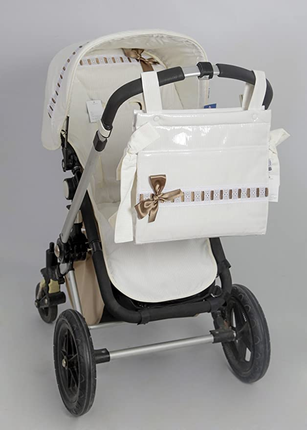 Talega Maternal lactancia carrito bebe Plastificada